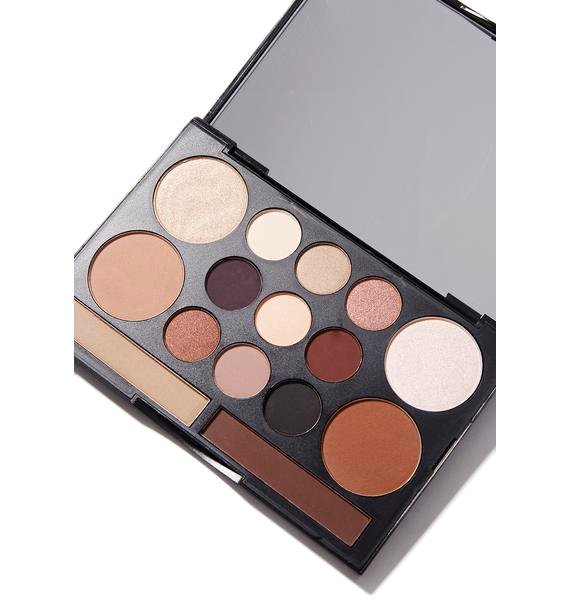 NYX Love Contours All Palette