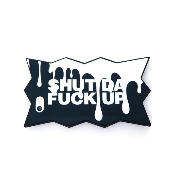 """SHUT DA FUCK UP"" BBCDS Case"