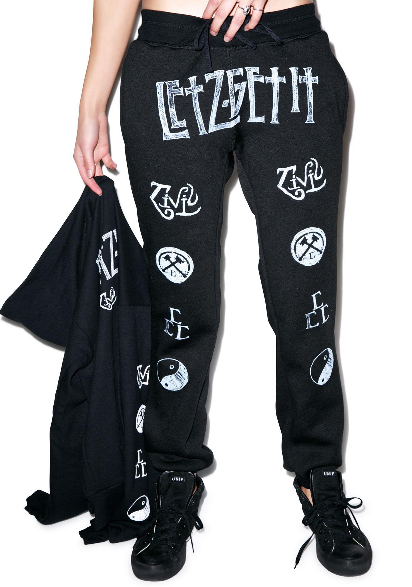 Civil Clothing Letz Get It Runners