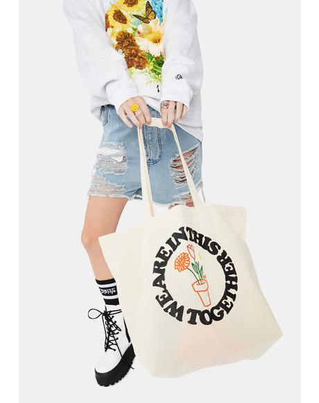 In This Together Tote Bag