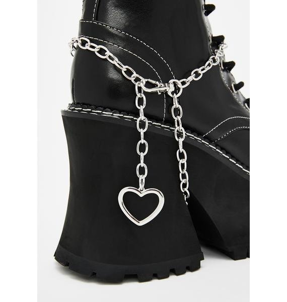 Lovers Road Shoe Chains