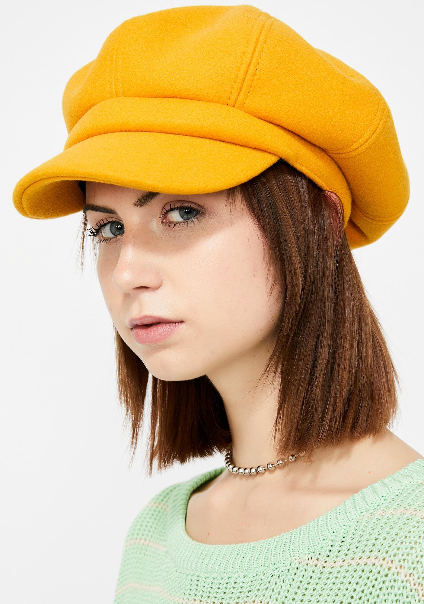 Ivy League Baker Boy Hat