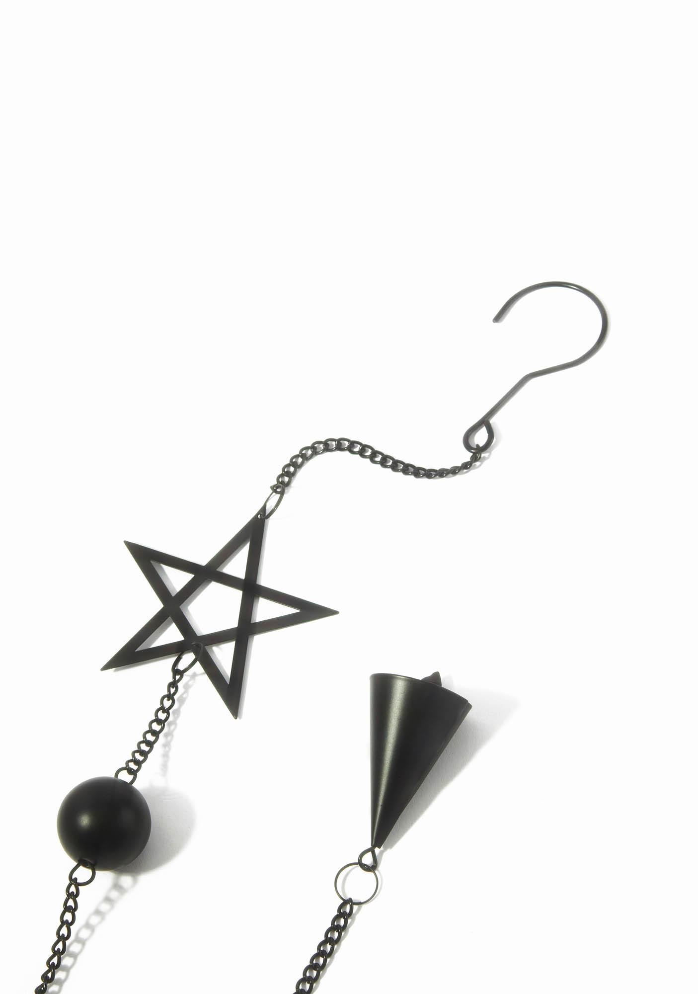 Alchemy England Pentagram Hanging Decoration