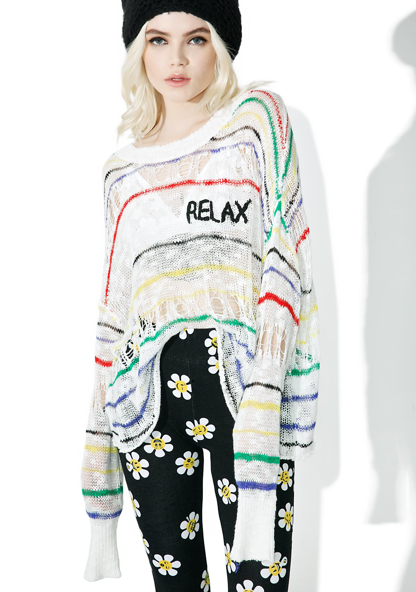 Wildfox Couture Relax Alto Sweater