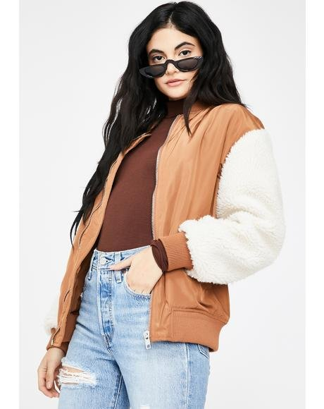 Cool Boss Bomber Jacket