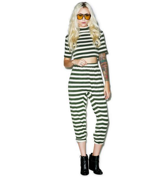 Somedays Lovin Nomad Stripe Pants