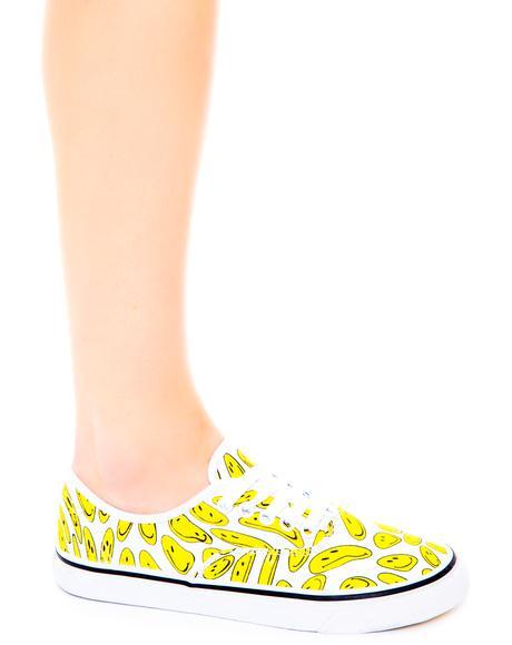 Smiley Sneakers