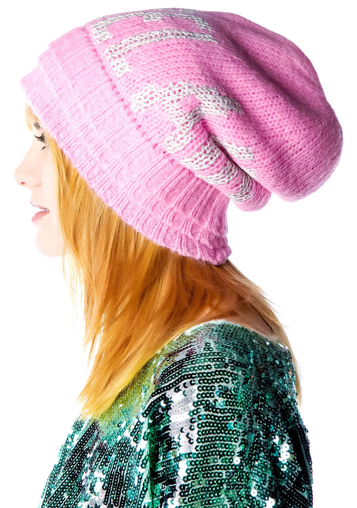 Wildfox Couture Bel Air Layered Beanie