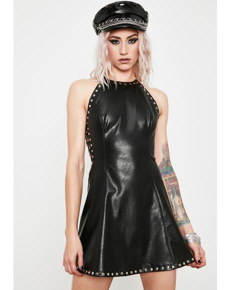 Make Em Suffer Mini Dress