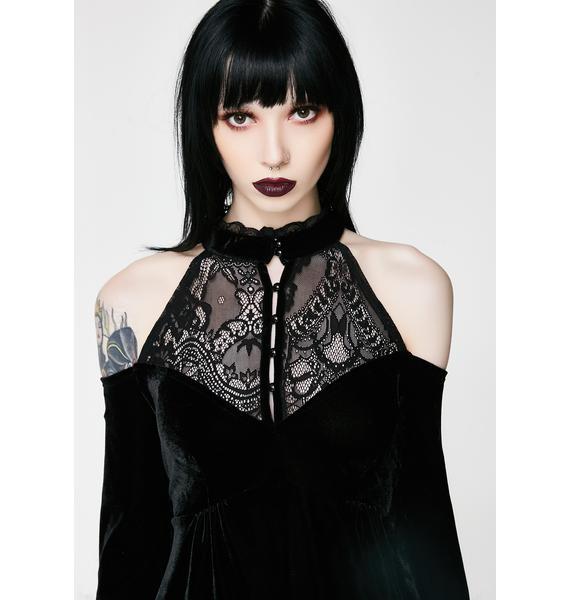 Killstar Wicked Webutant Dress