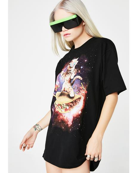 Kewl Cat Graphic Tee