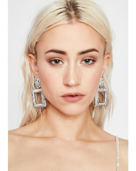 High Glamour Heaux Drop Earrings