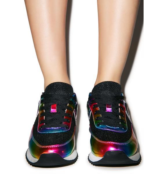 Y.R.U. Flash Sneakers