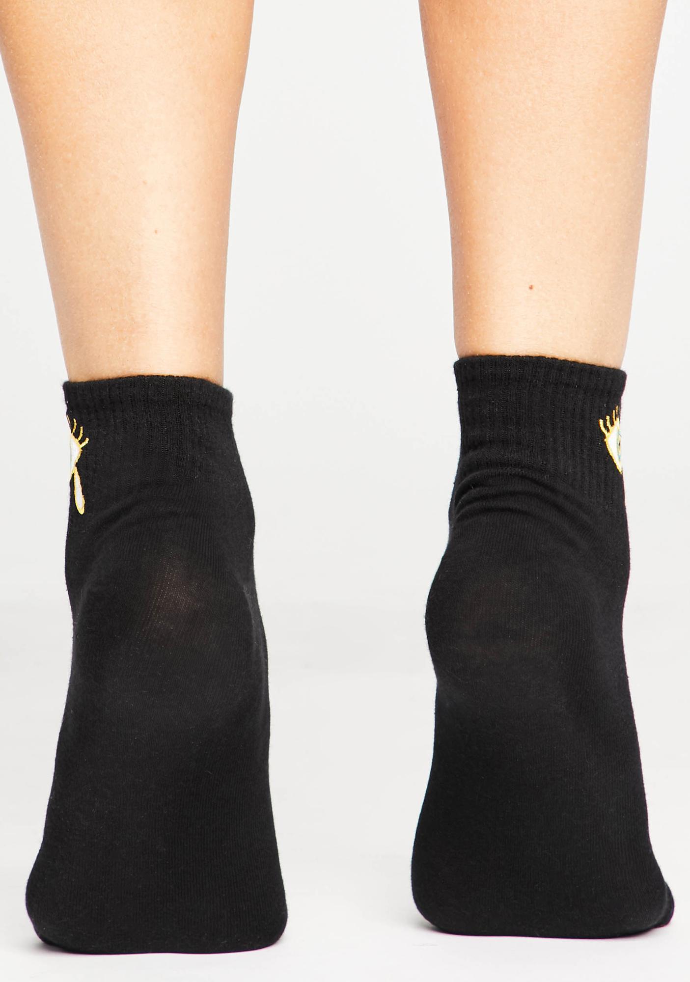 Shed A Tear Ankle Socks