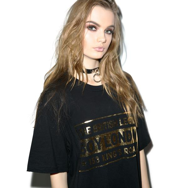 BOY London Kings Road Legend Tee
