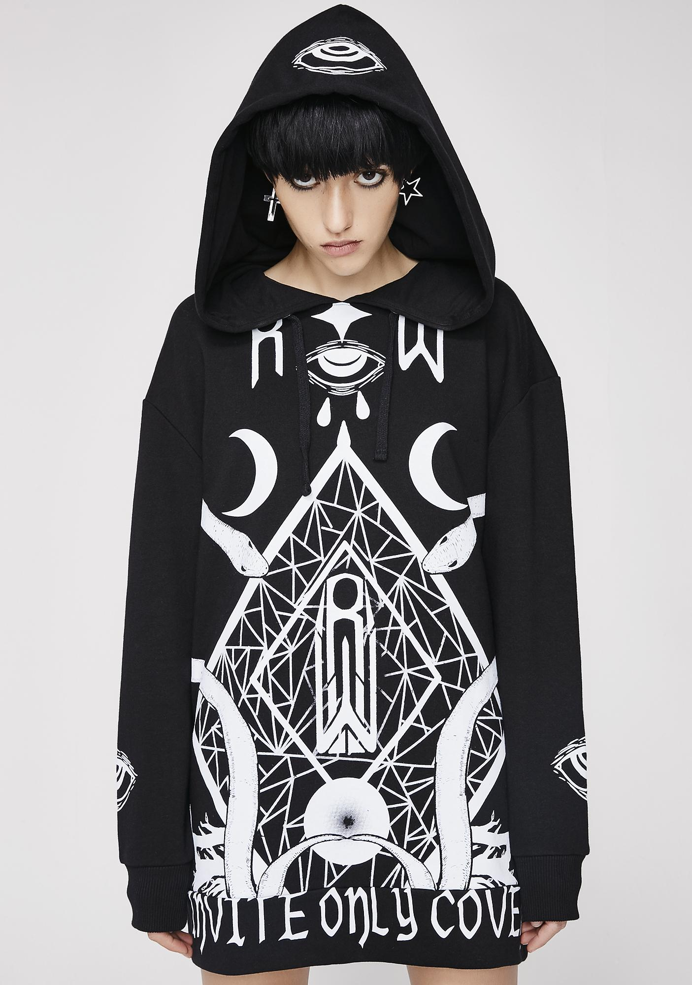 Rogue + Wolf Coven Oversized Hoodie