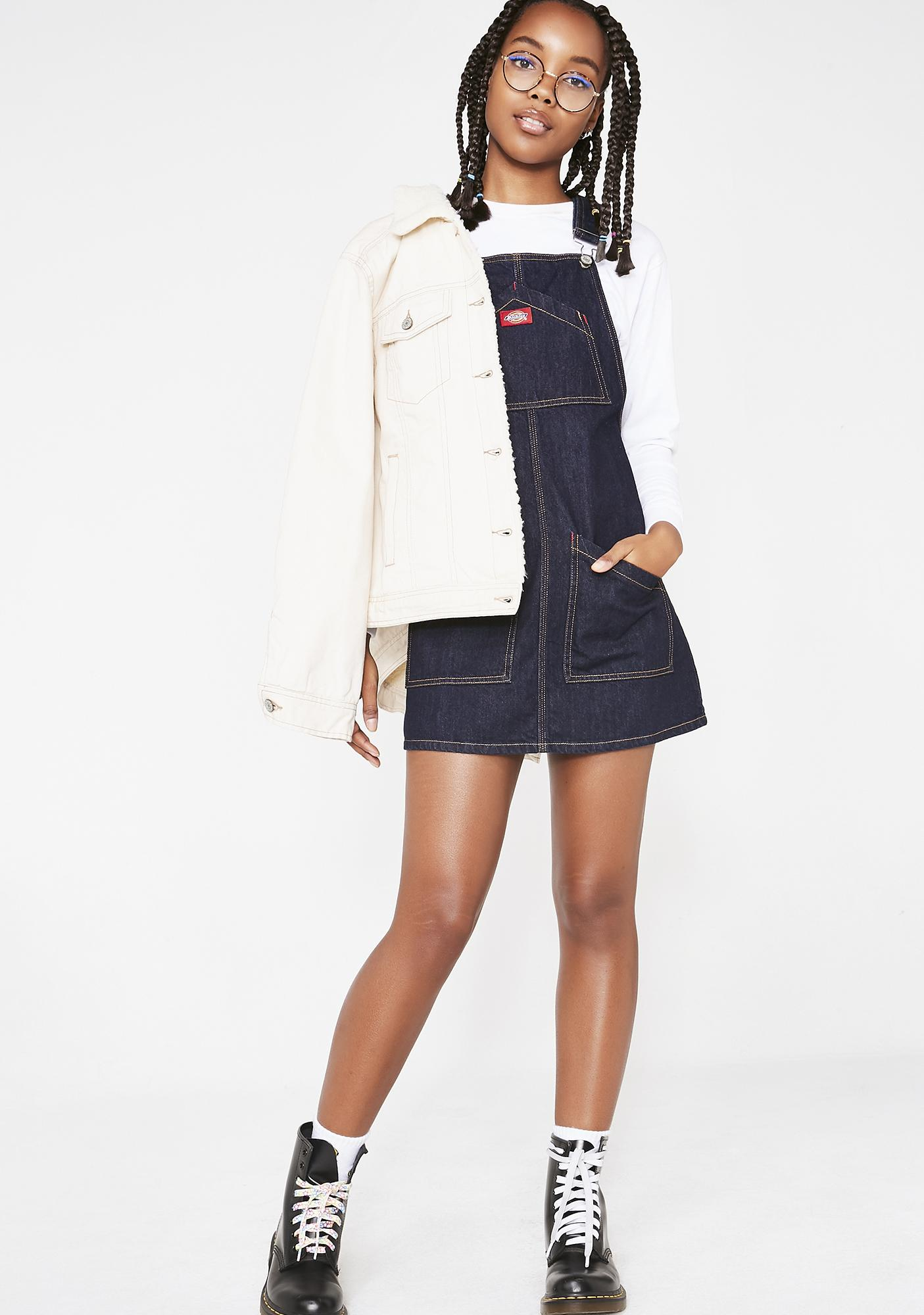Dickies Girl Jumper Dress