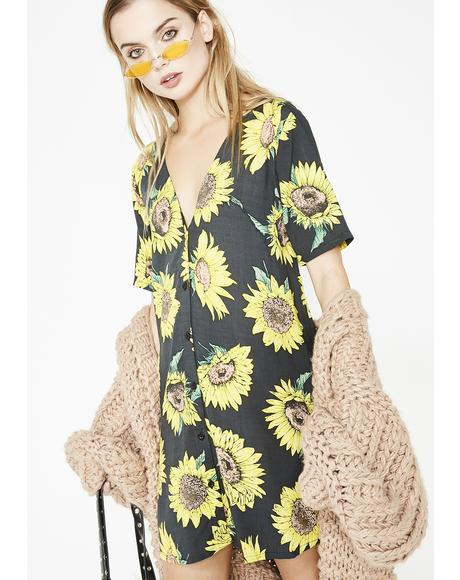 Sunflower Crosena Dress
