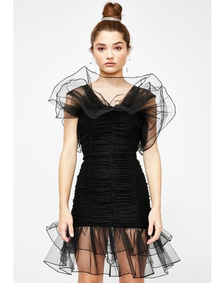 Special Appearance Tulle Dress