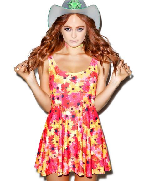 Daisy A-Line Dress