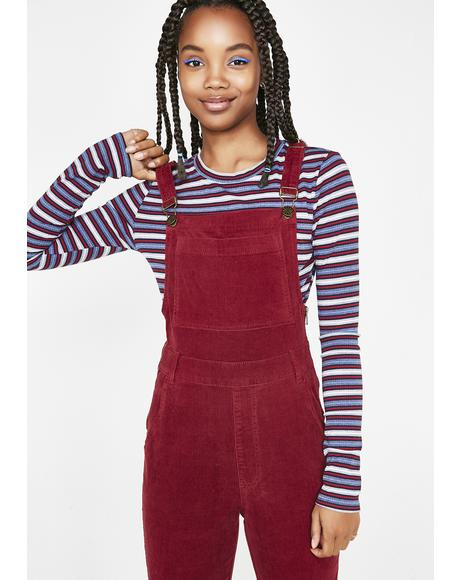 Berkeley Bells Overalls