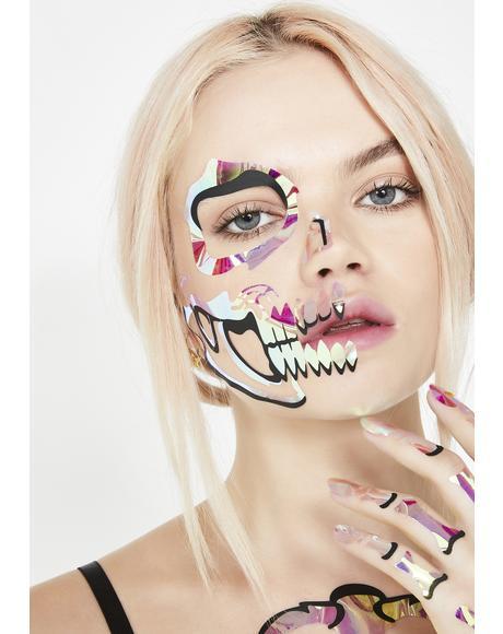 Skulltra Face Lace