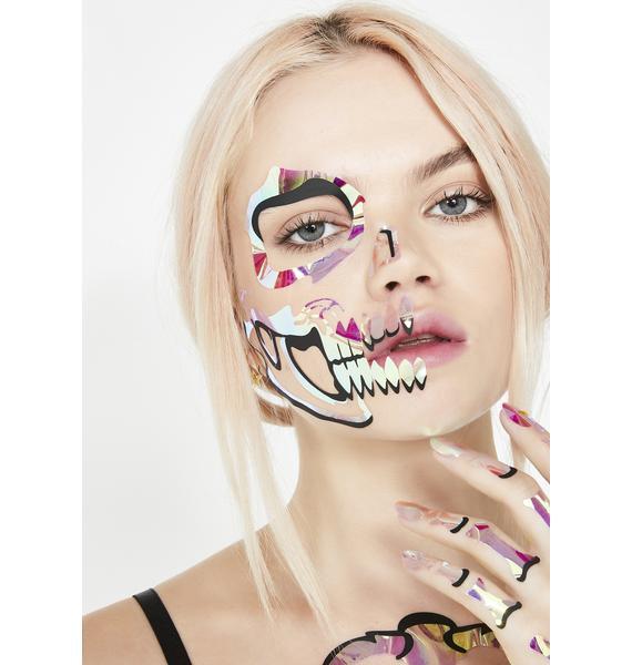 Face Lace Skulltra Face Lace