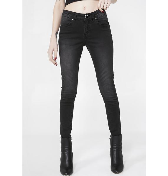 NGHTBRD Love Child Skinny Jeans