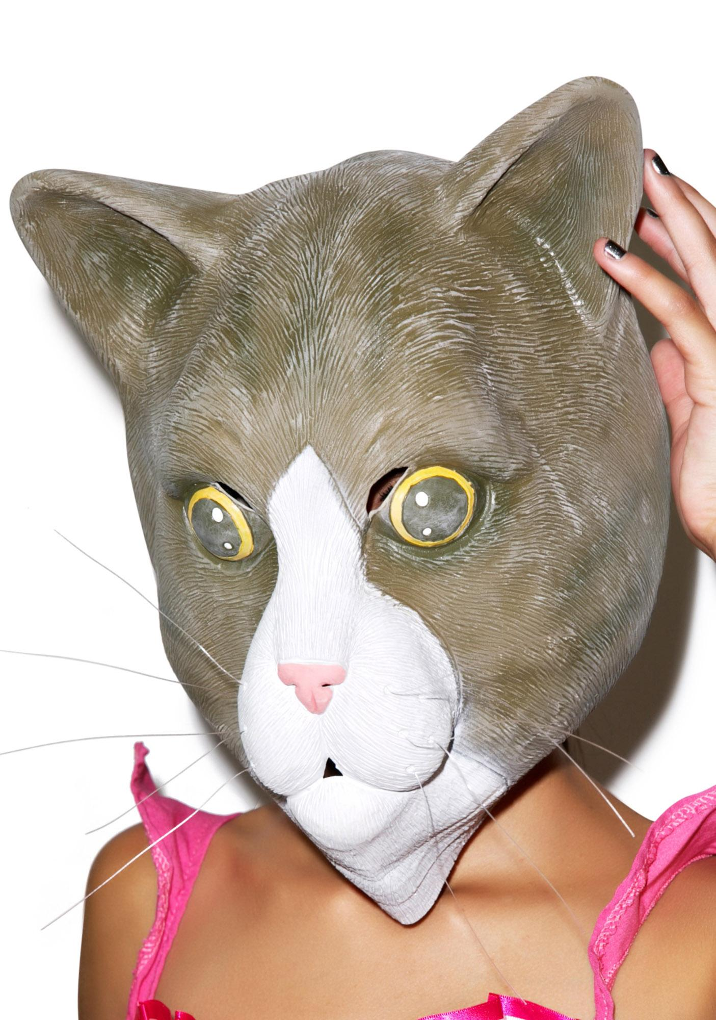 The Cat Burglar Mask