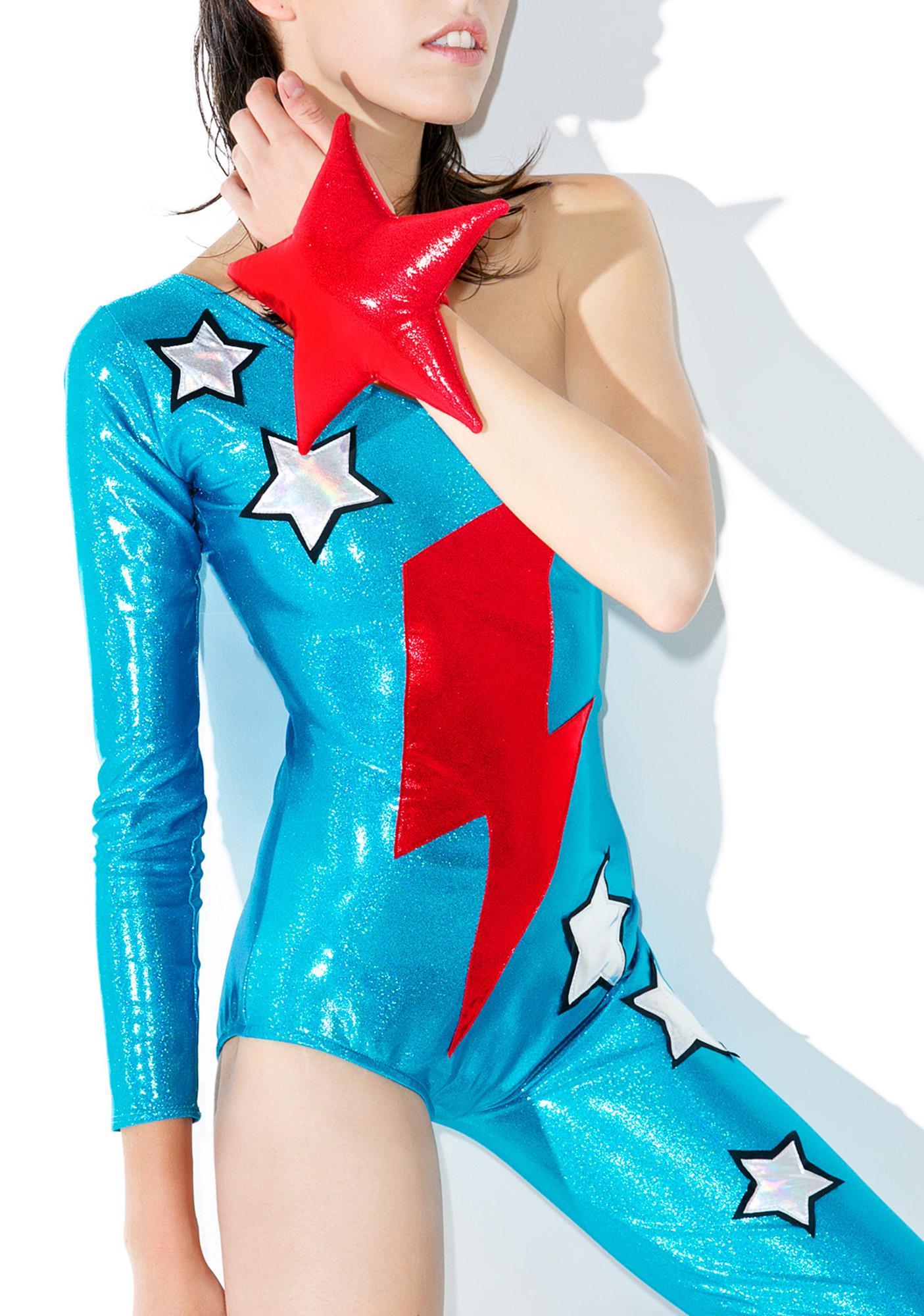 J Valentine Ziggy Stardust Costume