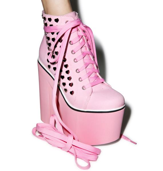 Sugar Thrillz Kawaii Sweet Street Platform Sneakers