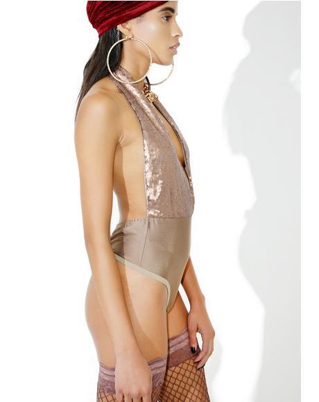 Glimmer Time Bodysuit