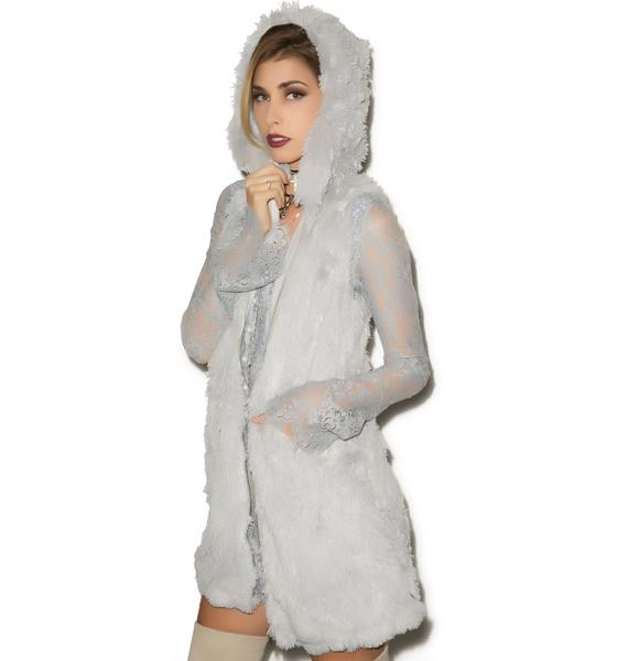 Shagadelic Hooded Vest