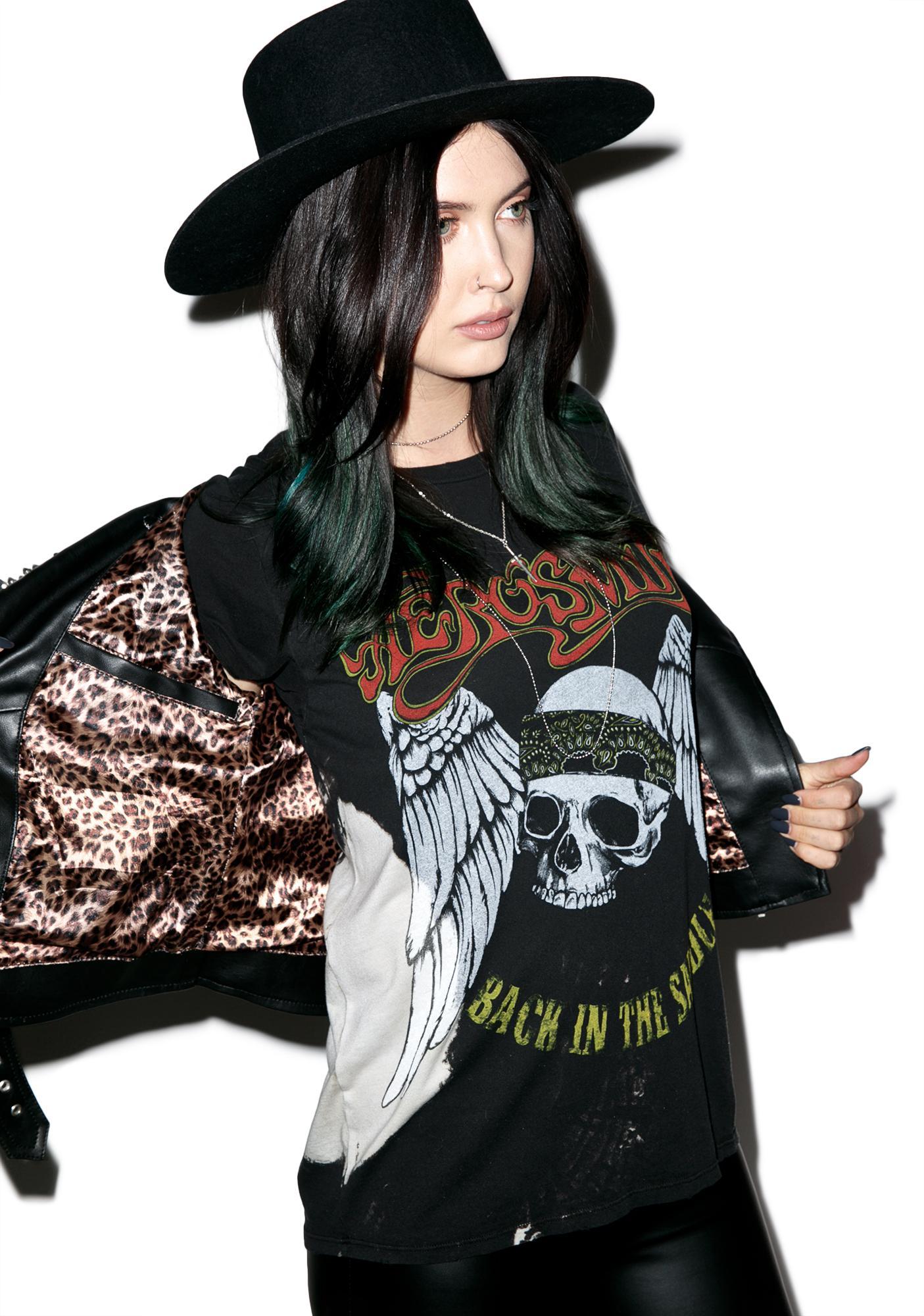 Lauren Moshi Aerosmith Tee