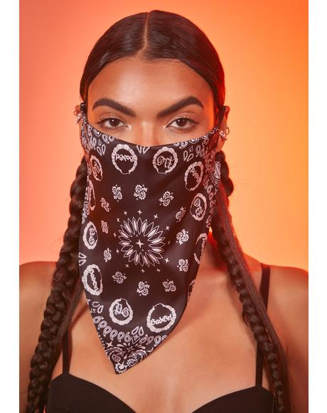 Fierce Safety Bandana Mask