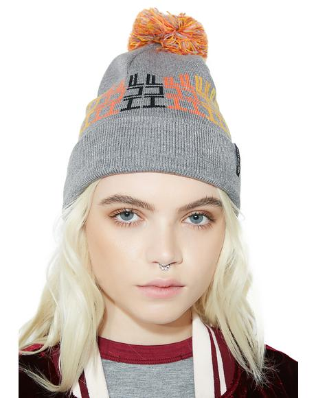 Possible Pom Beanie