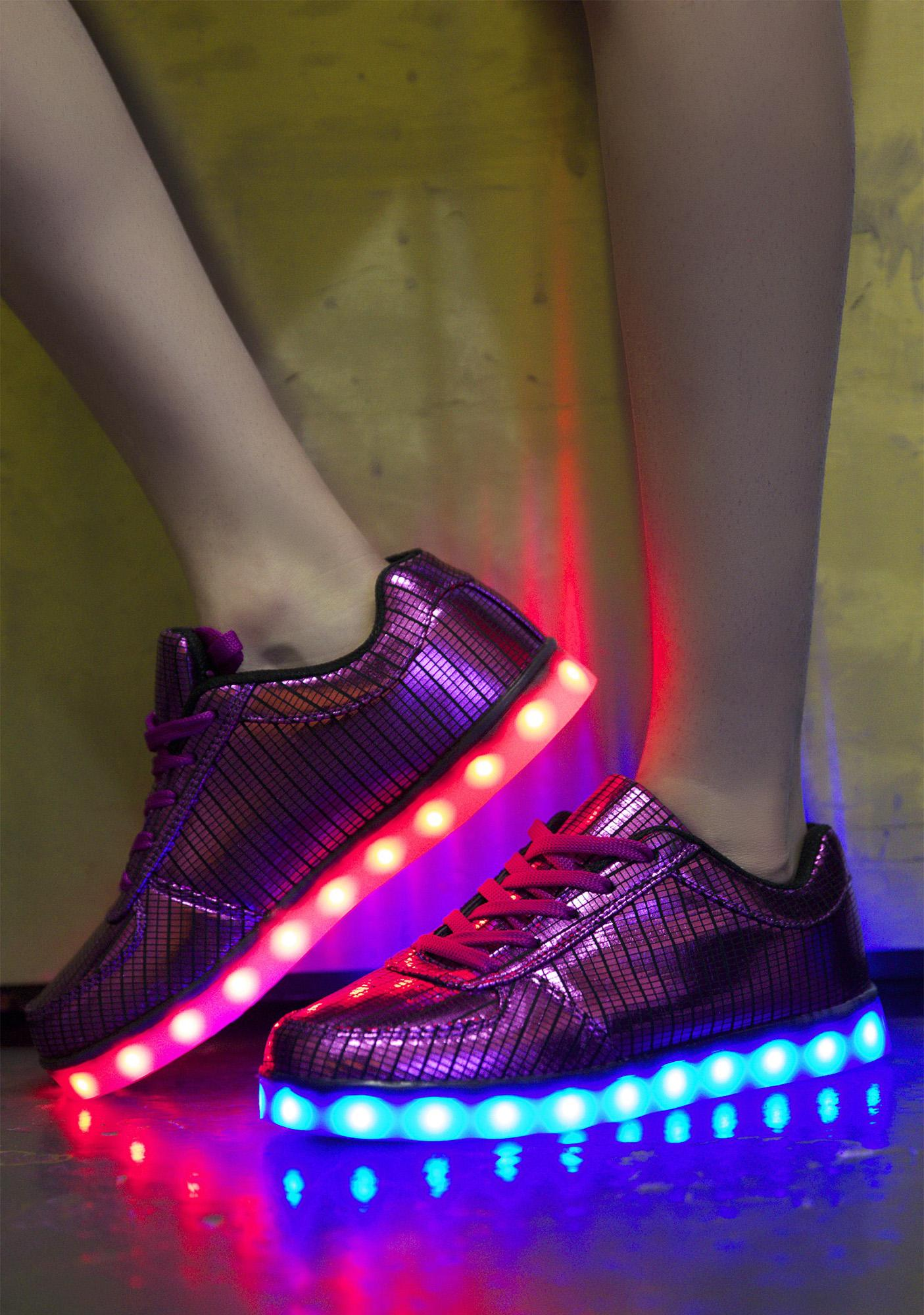 Electric Styles Electro Light Up Shoes