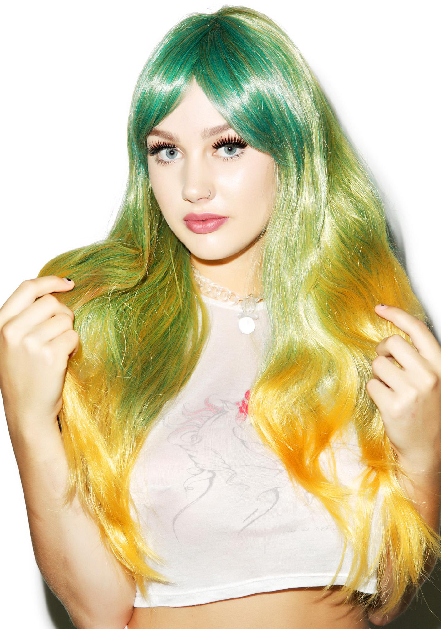 On The Other Side Ombre Wig