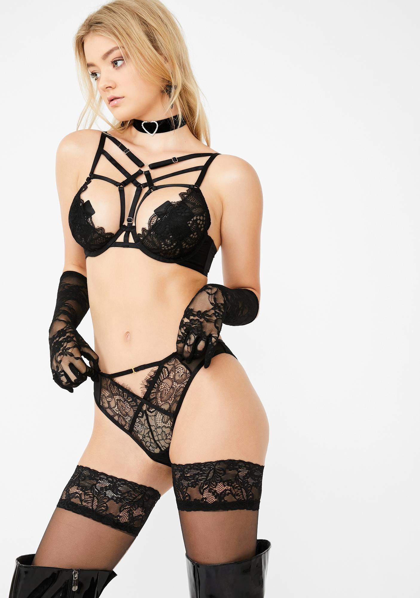 Faithful Freak Lace Panties