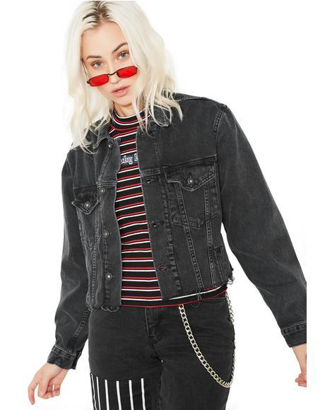 Revolve Denim Jacket