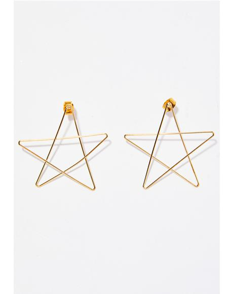 Wired Starz Earrings