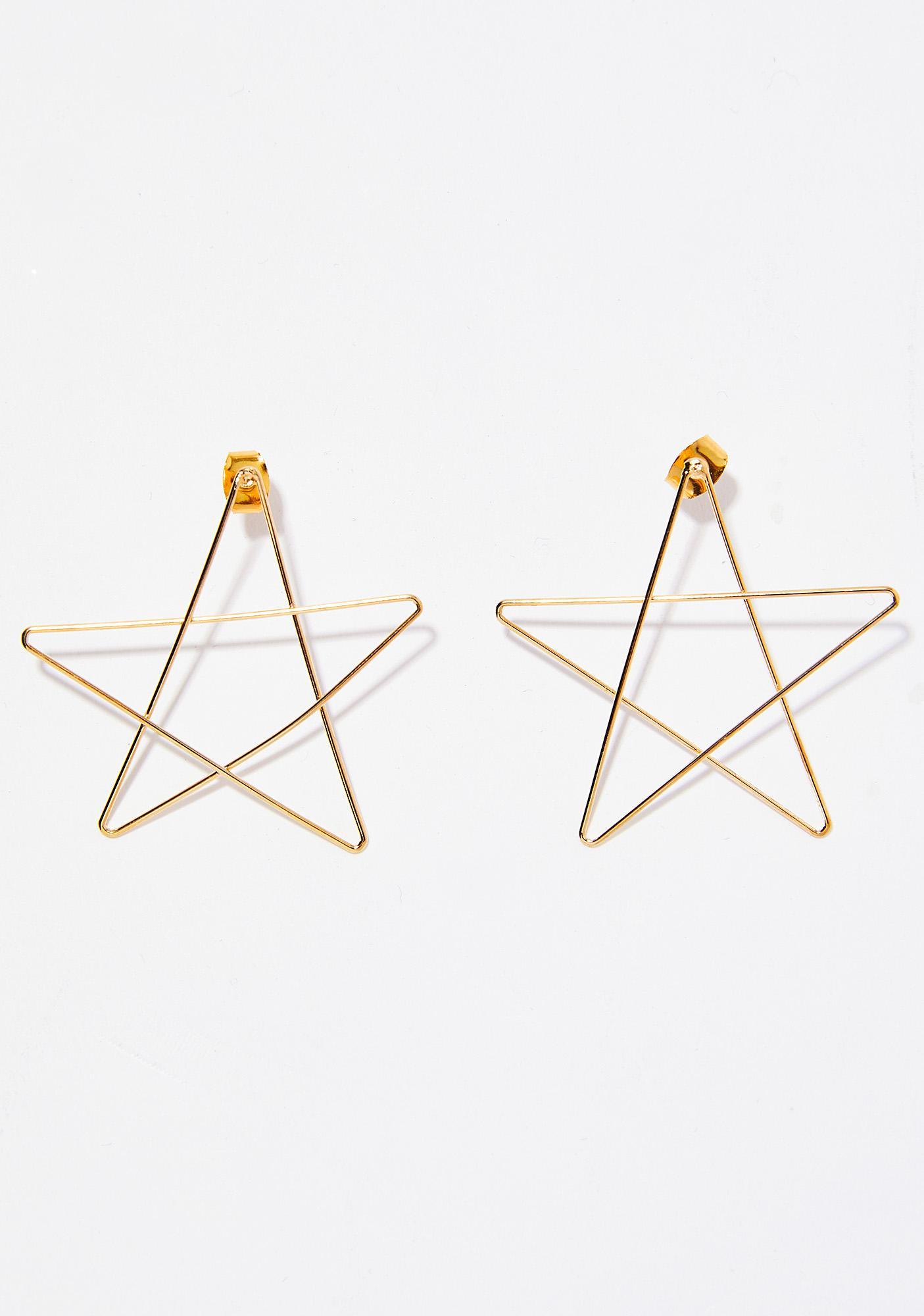 Wired Starz Earrings