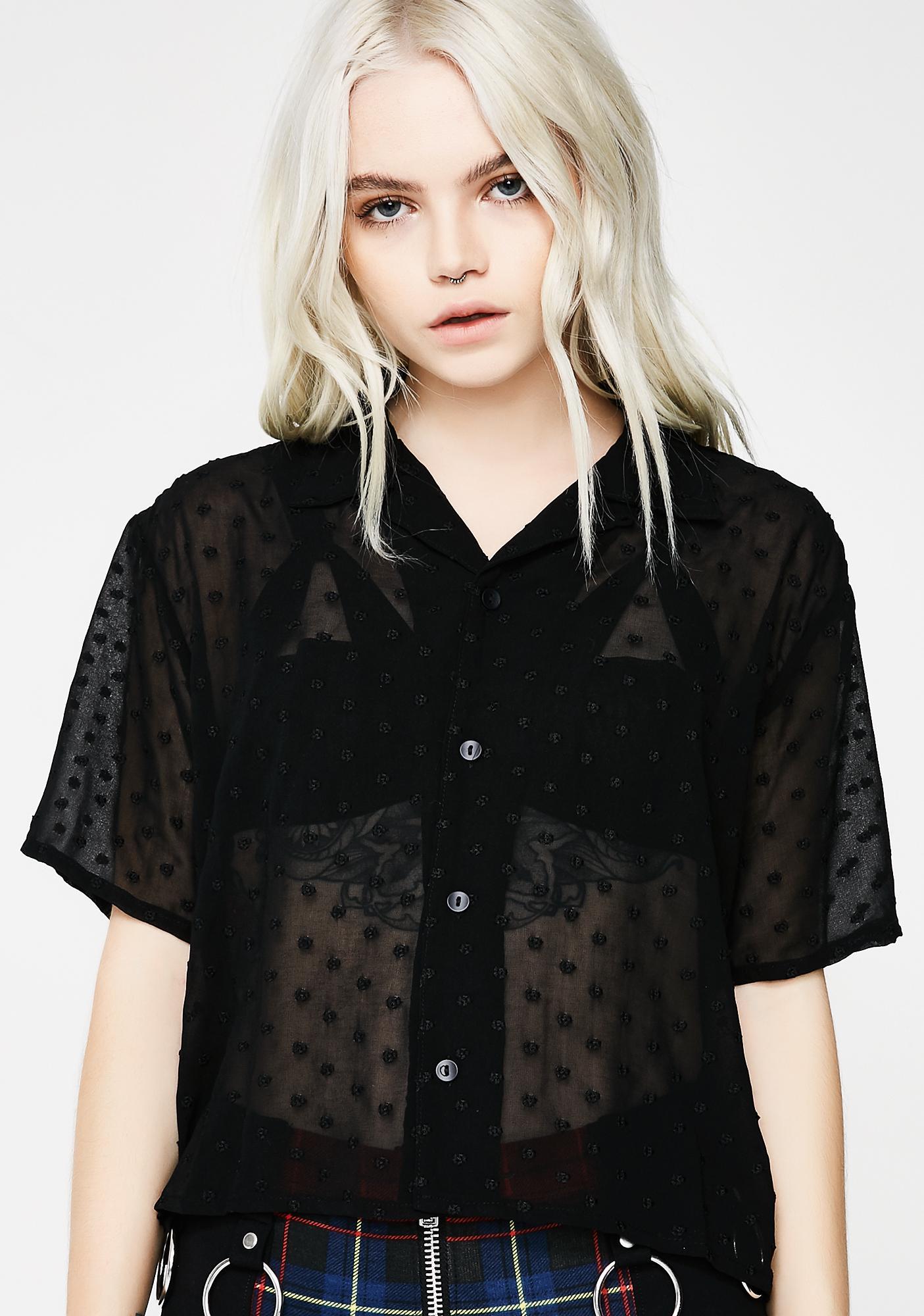 Insight Cosmic Sheer Short Sleeve Shirt