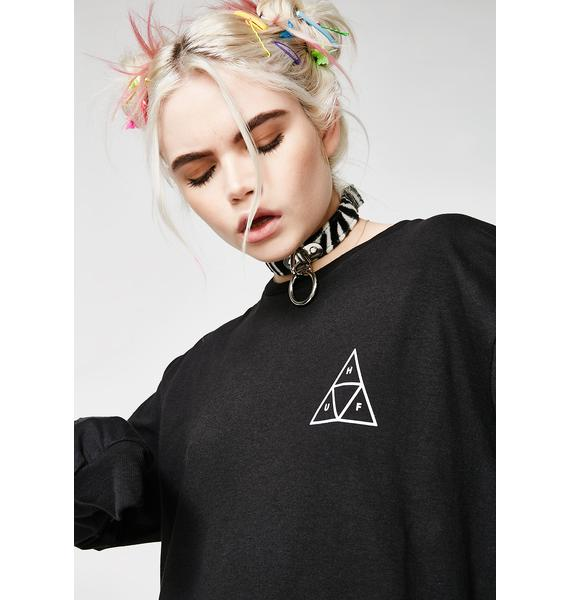 HUF Night Call Long Sleeve Tee