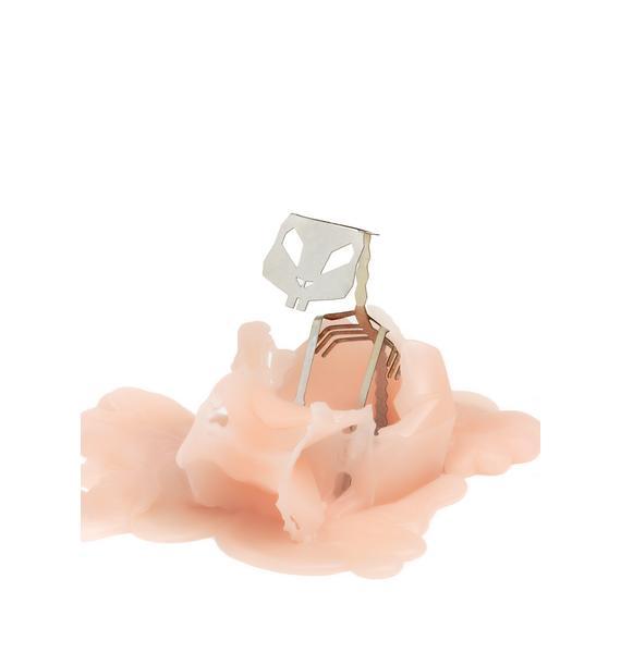 PyroPet Pink Hoppa Candle