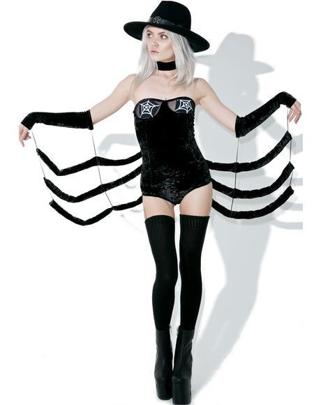Venomous Vixen Costume