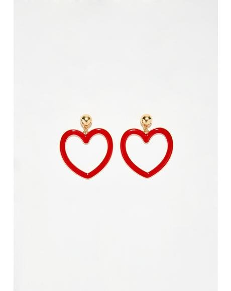 Show Me Love Earrings