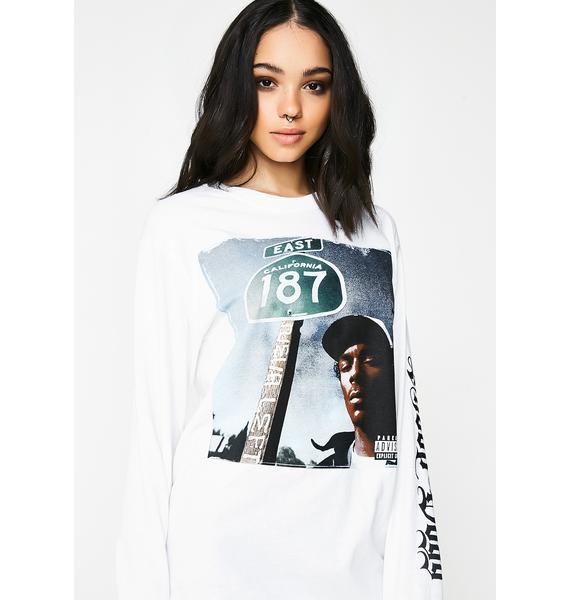 Neva Left Long Sleeve Tee