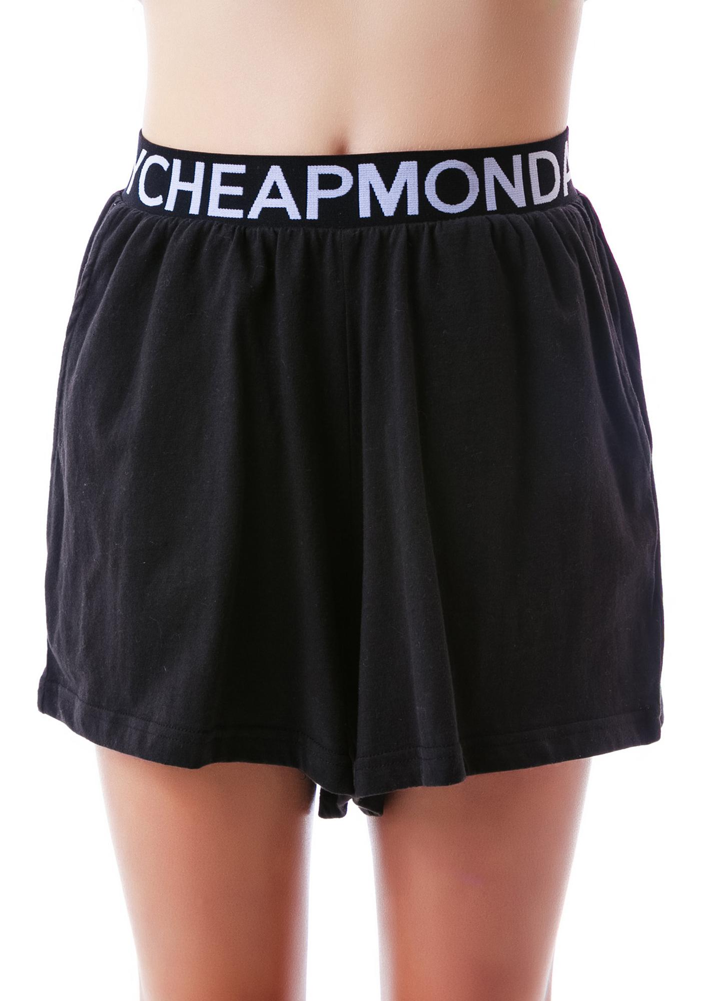 Cheap Monday Ali Shorts