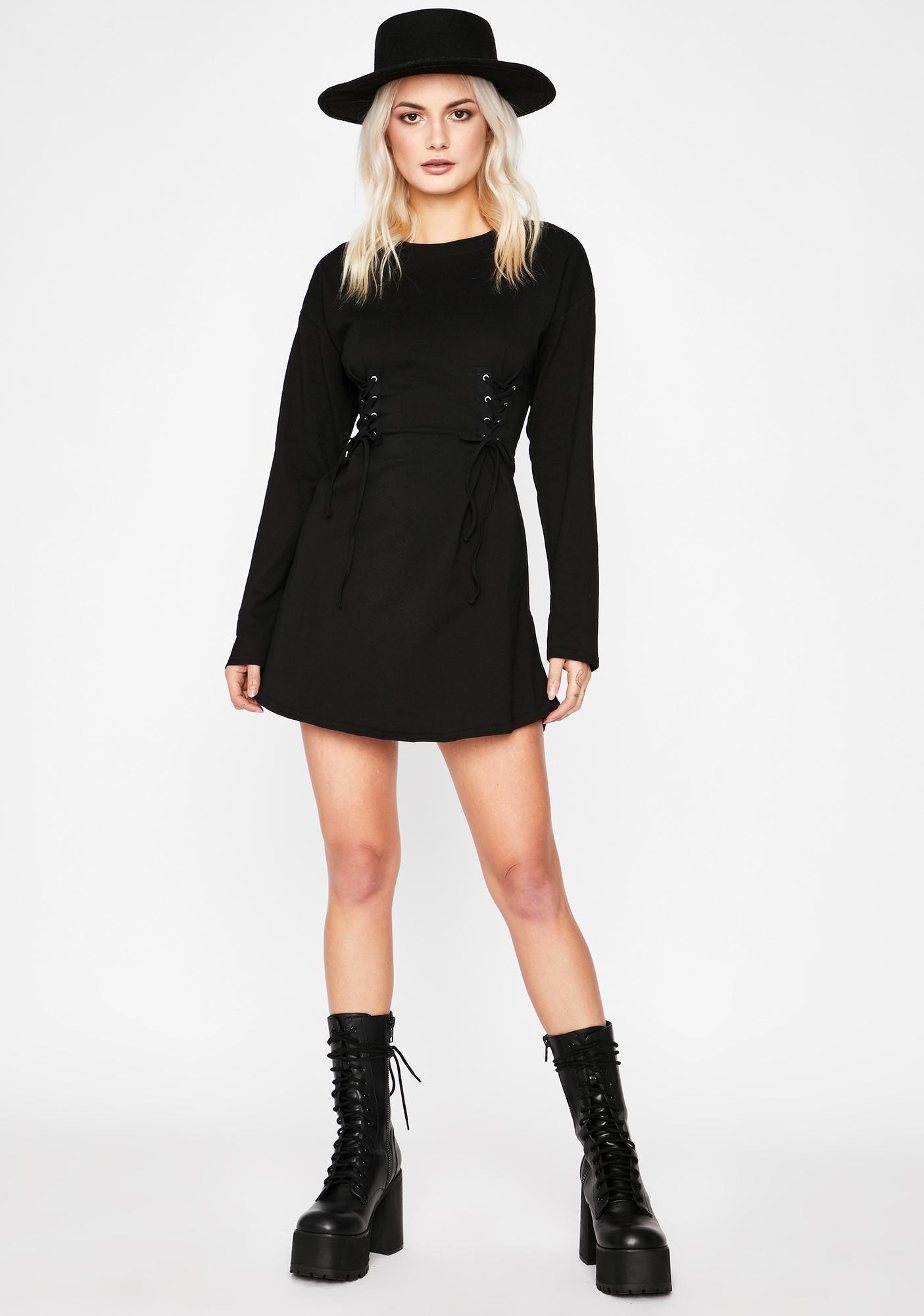 Expelled Envy Corset Dress